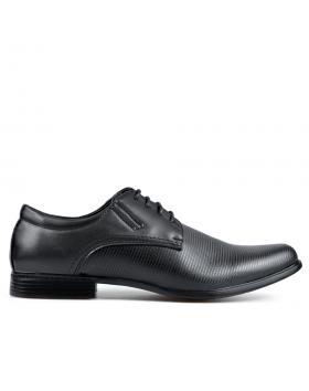 Черни елегантни мъжки обувки 0135737 в online магазин Fashionzona
