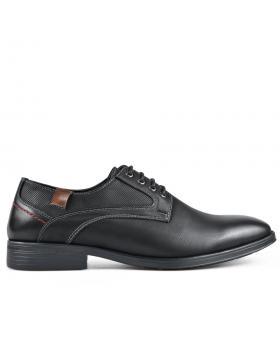 Черни елегантни мъжки обувки 0135735 в online магазин Fashionzona