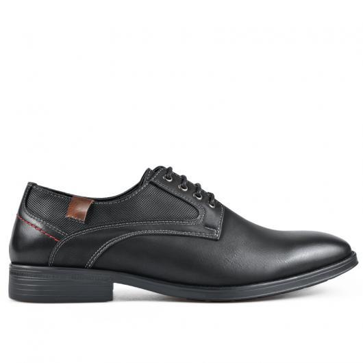Черни елегантни мъжки обувки Joselito