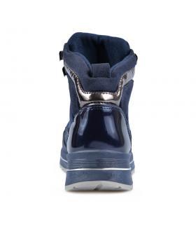 Сини дамски ежедневни боти Jovita в online магазин Fashionzona