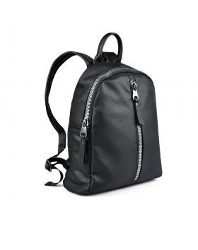 Черна дамска раница 0135392 в online магазин Fashionzona
