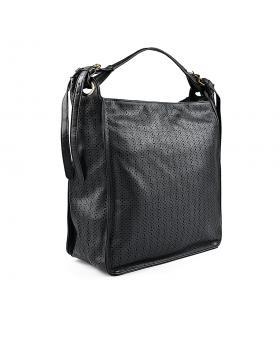 дамска ежедневна чанта черна 0135436 в online магазин Fashionzona