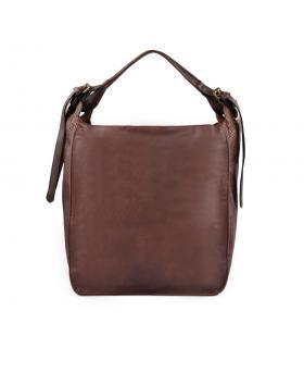 Кафява дамска ежедневна чанта Candelaria в online магазин Fashionzona