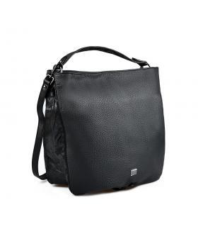 Черна дамска ежедневна чанта 0135402 в online магазин Fashionzona