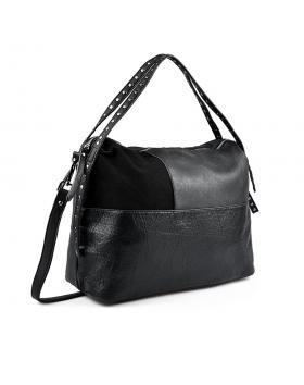 Черна дамска ежедневна чанта 0135418 в online магазин Fashionzona
