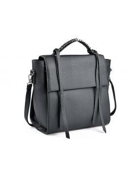 Черна дамска ежедневна чанта 0135379 в online магазин Fashionzona