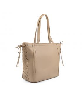 Бежова дамска ежедневна чанта 0136121 в online магазин Fashionzona
