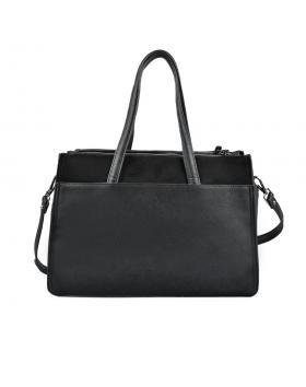 Черна дамска ежедневна чанта 0135422 в online магазин Fashionzona
