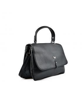 Черна дамска ежедневна чанта 0135403 в online магазин Fashionzona