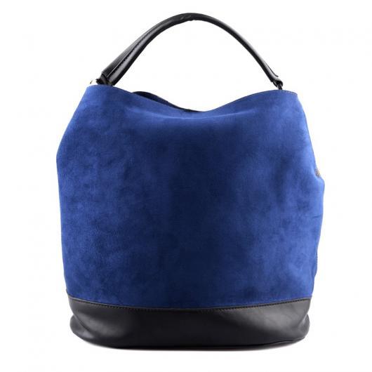 Синя дамска ежедневна чанта Jenalyn