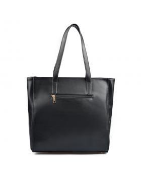 Черна дамска ежедневна чанта 0136104 в online магазин Fashionzona
