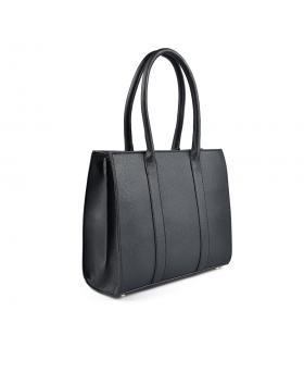 Черна дамска ежедневна чанта 0136125 в online магазин Fashionzona