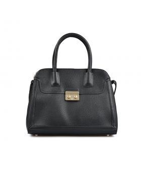 Черна дамска ежедневна чанта 0136126 в online магазин Fashionzona