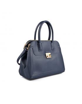 Синя дамска ежедневна чанта 0136127 в online магазин Fashionzona