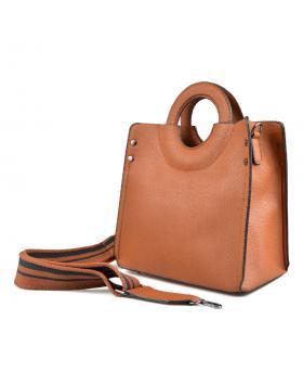 Кафява дамска ежедневна чанта 0136103 в online магазин Fashionzona