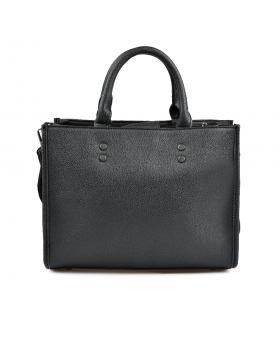 Черна дамска ежедневна чанта 0136101 в online магазин Fashionzona