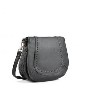 Черна дамска ежедневна чанта 0135441 в online магазин Fashionzona