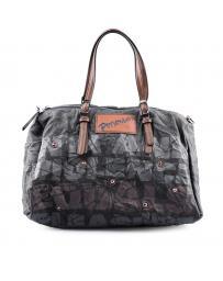 Черна дамска ежедневна чанта Luella в online магазин Fashionzona