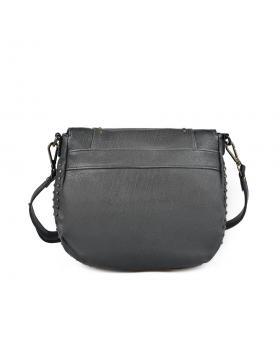 Черна дамска ежедневна чанта Emmeline в online магазин Fashionzona