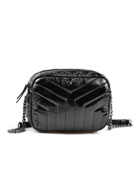 Черна дамска ежедневна чанта Maitreyi в online магазин Fashionzona