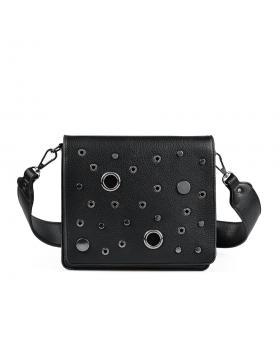 Черна дамска ежедневна чанта Joolie в online магазин Fashionzona
