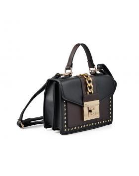 Черна дамска ежедневна чанта 0136100 в online магазин Fashionzona