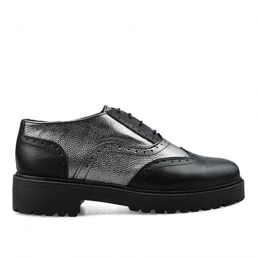 Черни дамски ежедневни обувки Rivy