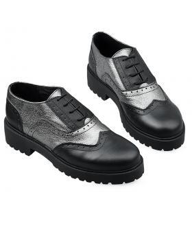 Черни дамски ежедневни обувки Rivy в online магазин Fashionzona