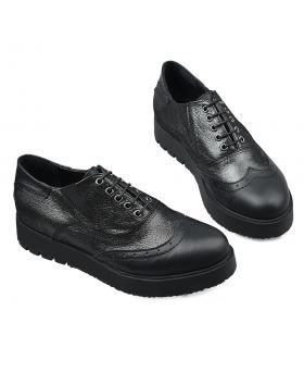 Черни дамски ежедневни обувки 1050 в online магазин Fashionzona