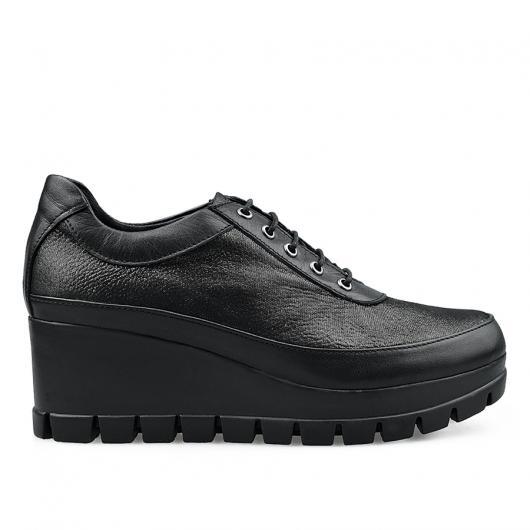 Черни дамски ежедневни обувки 2094