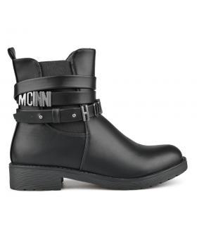 Черни дамски ежедневни боти 0135246 в online магазин Fashionzona