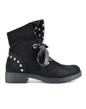 Черни дамски ежедневни боти 0135267 в online магазин Fashionzona