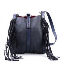 Синя дамска ежедневна чанта Calvin в online магазин Fashionzona