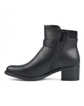 Черни дамски елегантни боти Ember в online магазин Fashionzona