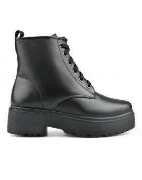 Черни дамски ежедневни боти 0135818 в online магазин Fashionzona