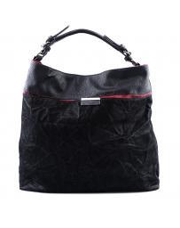 Черна дамска ежедневна чанта Angelia в online магазин Fashionzona