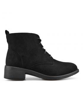Черни дамски ежедневни боти 0135827 в online магазин Fashionzona