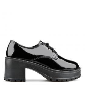 Черни дамски ежедневни обувки Mela в online магазин Fashionzona