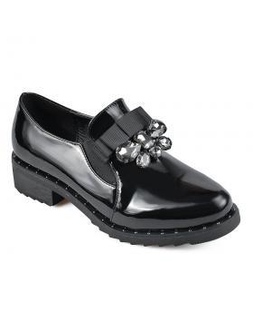 Черни дамски ежедневни обувки 0135326 в online магазин Fashionzona
