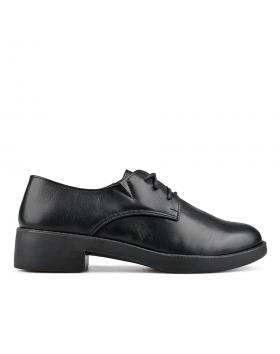 Черни дамски ежедневни обувки Deniece в online магазин Fashionzona