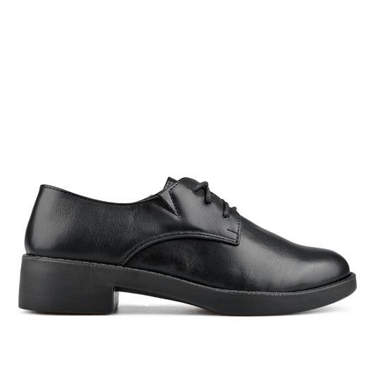 Черни дамски ежедневни обувки Deniece
