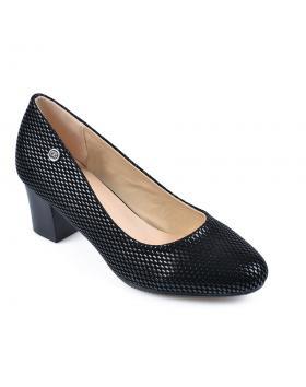 Черни дамски елегантни обувки Valerian в online магазин Fashionzona