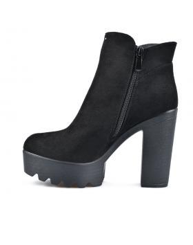 Черни дамски елегантни боти Anacelia в online магазин Fashionzona