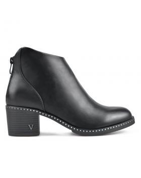 Черни дамски елегантни боти 0135287 в online магазин Fashionzona