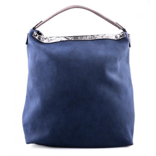Синя дамска ежедневна чанта Diane