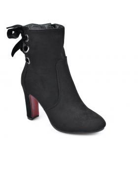 Черни дамски елегантни боти Marquessa в online магазин Fashionzona