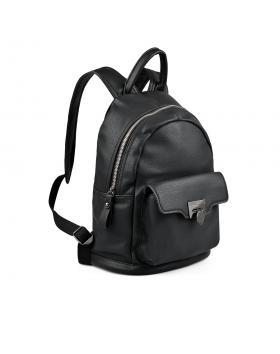 Черна дамска раница 0135394 в online магазин Fashionzona