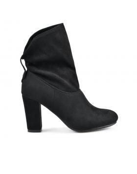 Черни дамски елегантни боти 0135324 в online магазин Fashionzona