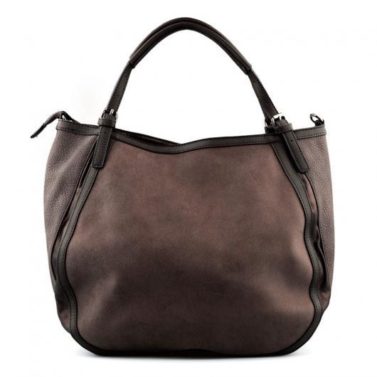 Кафява дамска ежедневна чанта Rennie