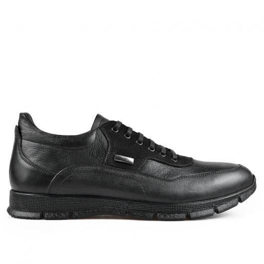 Черни мъжки ежедневни обувки Nataniel